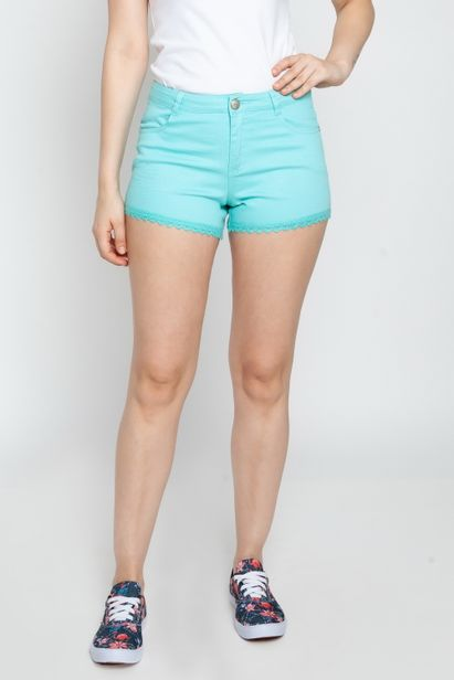 Shorts-Feminino-Color-We-Love-Jeans-Verde