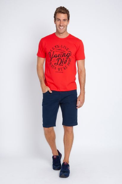 Camiseta-Masculina-Dress-Miles-Vermelha1587160541025