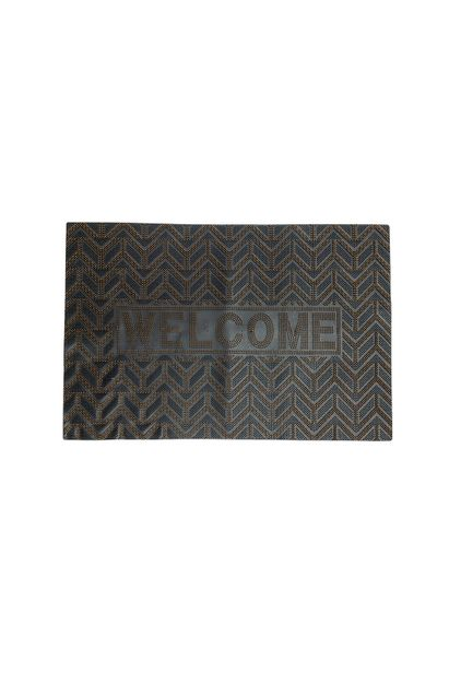 CAPACHO-WELCOME-40X60-100--PVC-ROZAC167767002100