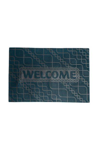 CAPACHO-WELCOME-40X60-100--PVC-ROZAC167767005100