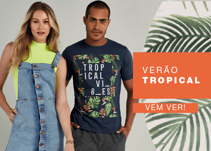 VERAO TROPICAL