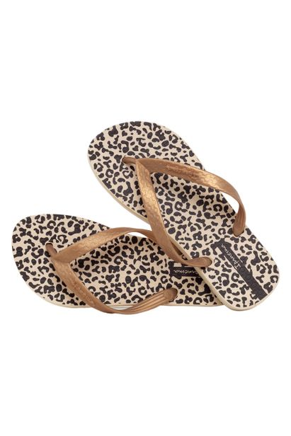 Chinelo Ipanema Animal Print 34