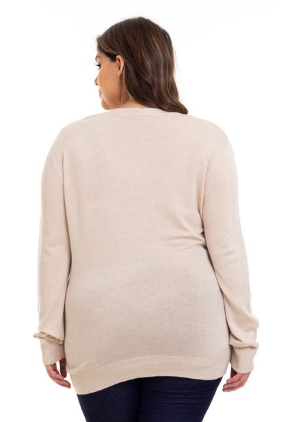 Cardigan_Plus_Size_Bege_304